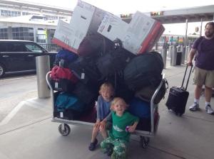 Goodbye NYC!
